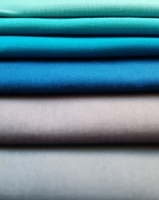 Colour palette of Kona Solids