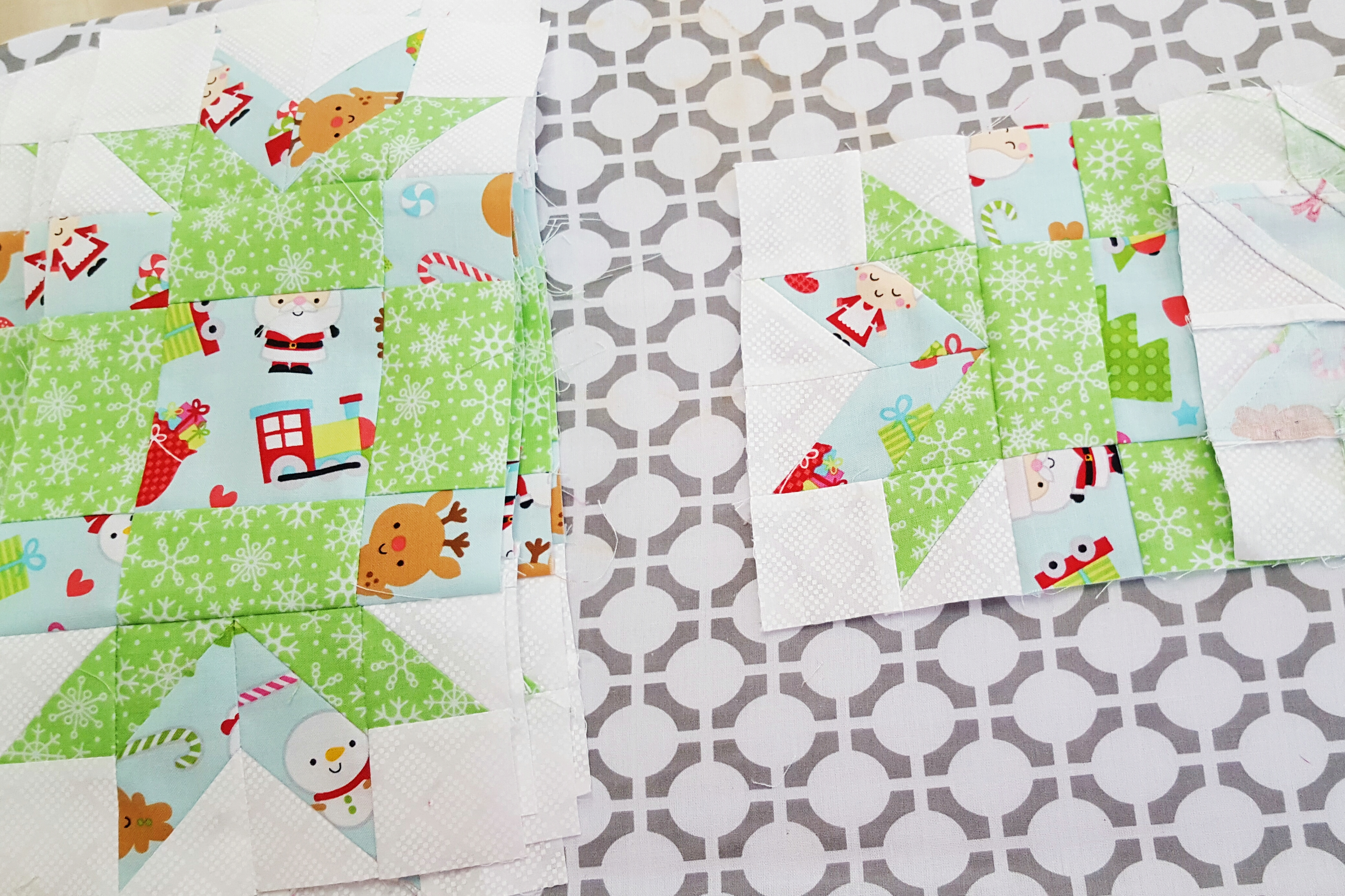 image about Free Printable Cat Quilt Patterns titled KQG Secret Quilt Pt 3. (+ No cost PRINTABLE)